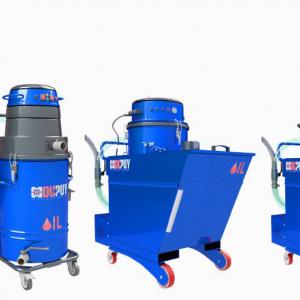 """שואב שמנים תעשייתי 3 מנועים 4.5 כ""""ס DU-PUY 230V"""