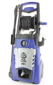 מכונת שטיפה מים קרים חד פאזית בלו קלין 491